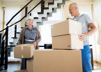 So wird der Umzug für Senioren einfach und mühelos.